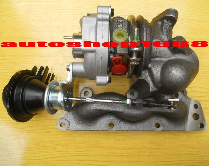 GT12 GT1238S 727211 A1600960999 8200683864A turbodmychadlo pro Smart-MCC Smart Roadster (MC01) 61HP M160R3 3Zyl