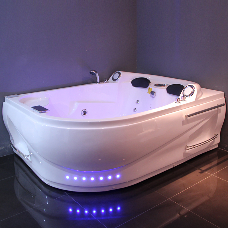 Free Shipping Cromoterapia Baignoire Double Bath In Bathtubs U0026 Whirlpools  From Home Improvement On Aliexpress.com | Alibaba Group