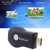 Anycast M2 Cộng Với Không Dây TV Stick Wifi Máy Thu Hình Hiển Thị 1080 P hiển thị HDMI Dongle TV Stick đối với iPhone Android Tablet PC 256 M