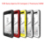 Amo mei caso à prova d' água para sony xperia z5 compact z5 Premium caso Capa de proteção caso saco do telefone de metal Temperado blindado vidro