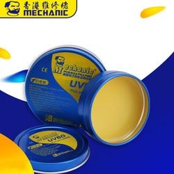 10Pcs/lot MECHANIC No-Clean BGA Solder Paste Flux MCN-UV80 MCN-UV50 Rosin Soldering Flux Welding Paste Fluxes