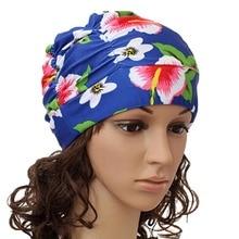 Screaming Retail Price Sexy Women Girls Long Hair Swim Cap Stretch Hat Drape Bathing font b