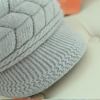 Women Winter Hat Warm Beanies Autumn And Winter Ladies Fashion Top 4