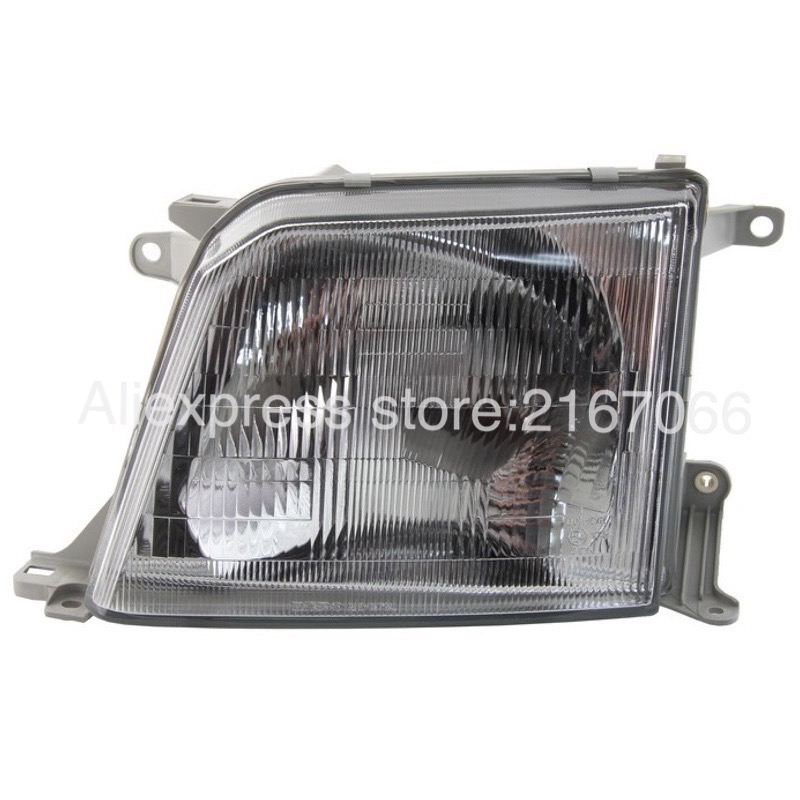 Headlight Right for Toyota Land Cruiser PRADO 90 1996 1997 1998 1999 2000 Passenger Side
