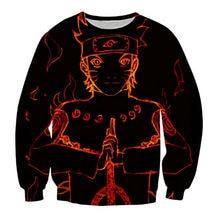 Naruto Fire Sage Sweatshirt