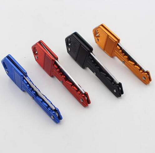 CS COLD Barevný ochranný klíč skládací nůž klíč kapesní - Ruční nářadí - Fotografie 3