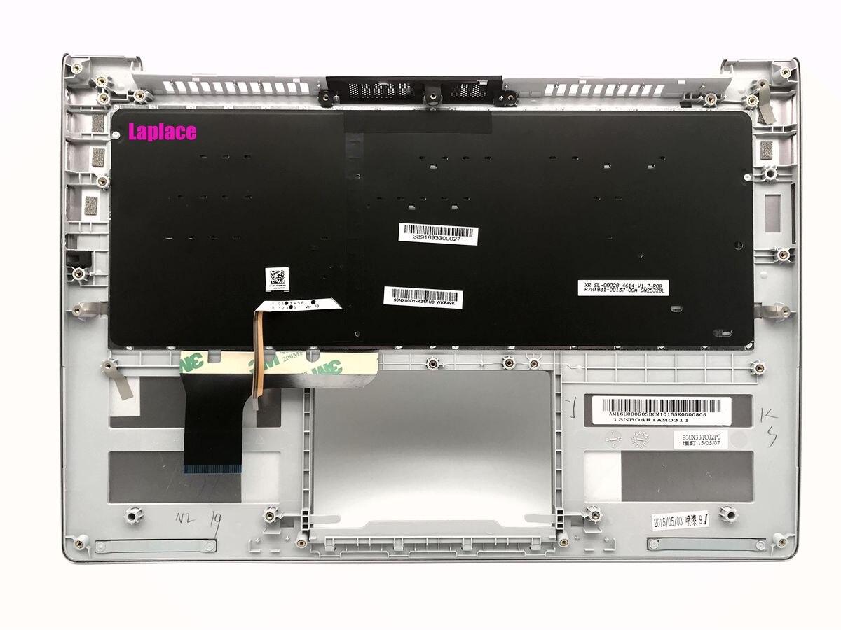 US Backlit keyboard for Asus UX303L UX303LA UX303LAB UX303LB Palmrest Upper case