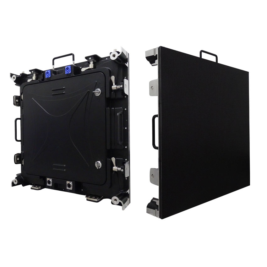 P3 Full Color SMD Indoor Led Display Screen 576x576mm Die Cast Aluminum P3 Led Screen