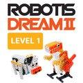 ROBOTIS электрическая сборка робот детская головоломка развивающая игрушка DREAM Level 1