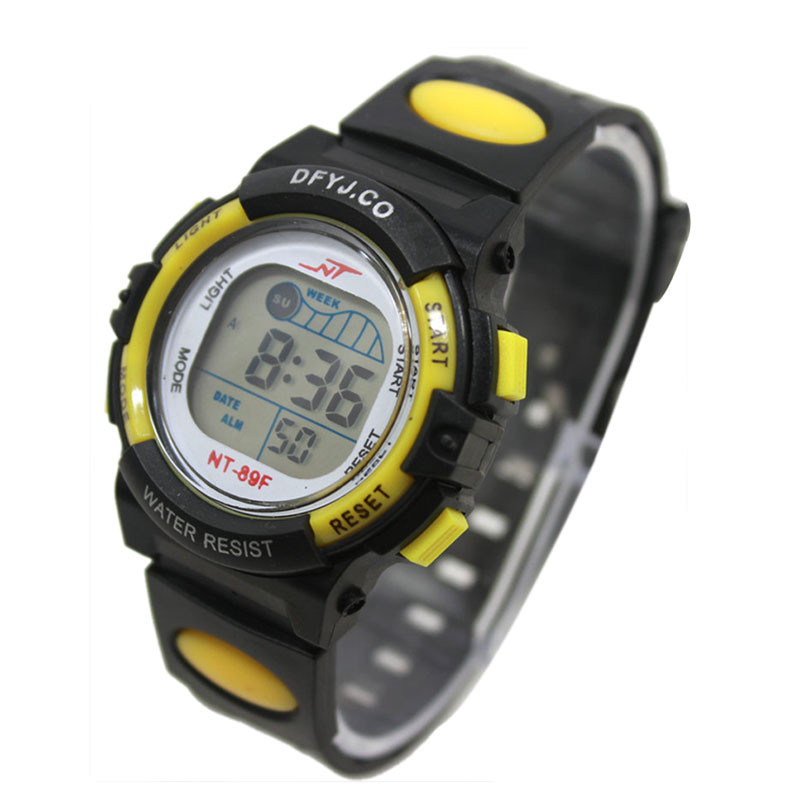 2016 New Brand XINGE Sports Watches Fashion Silicone Waterproof LED Digital Watch For Clock Digital-watch,wholesale