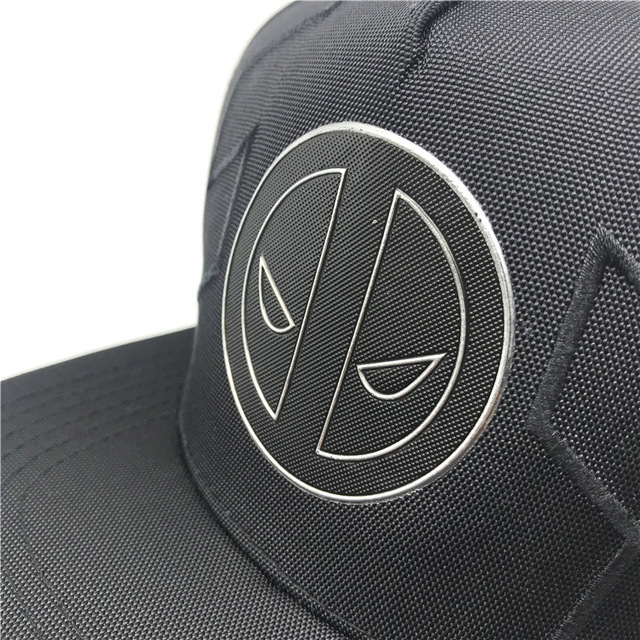 Hot New Black Hats Deadpool Flash Batman Dragon Ball Z Baseball Cap Students Kids Hip Hop Hat Creative Gift for Men Fashion Caps