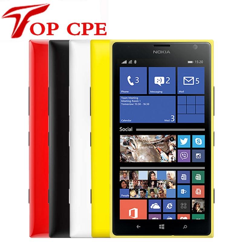 Refurbished Original Nokia Lumia 1520 Wis