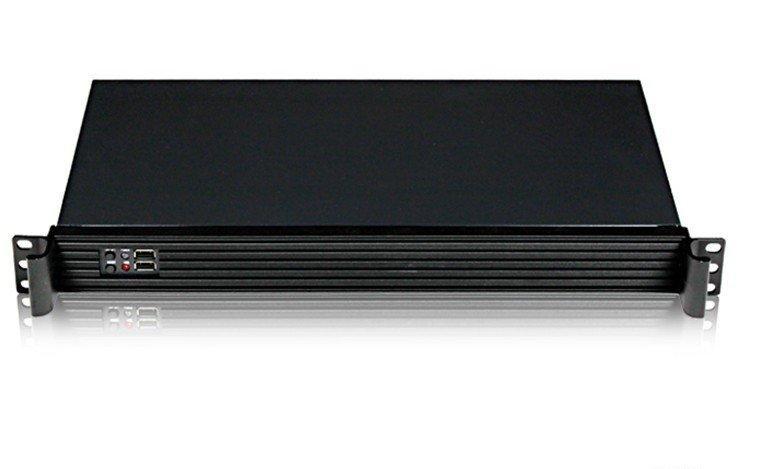 все цены на  MINI ITX ultra-short  1U server firewall computer case length 250mm  Support 17 * 17 motherboard  онлайн