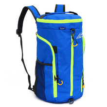 Portable Multi-functional Waterproof Nylon Folding Traveling Body-building Bucket Bag Free Knight