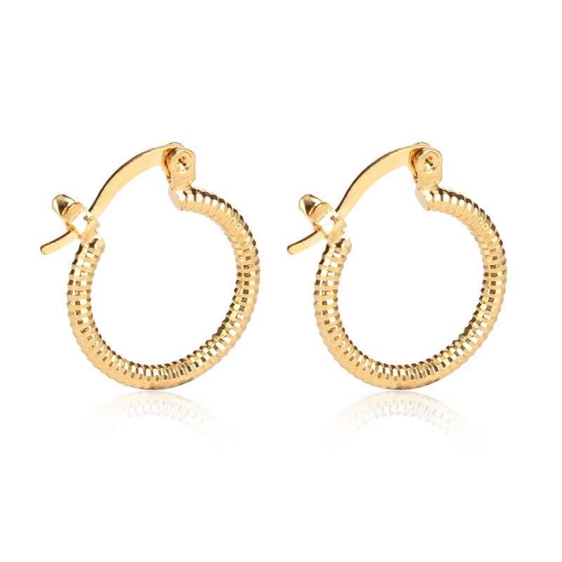 Bangrui Gold Color Earring Fashion Gold Earring Jewelry Dubai ...