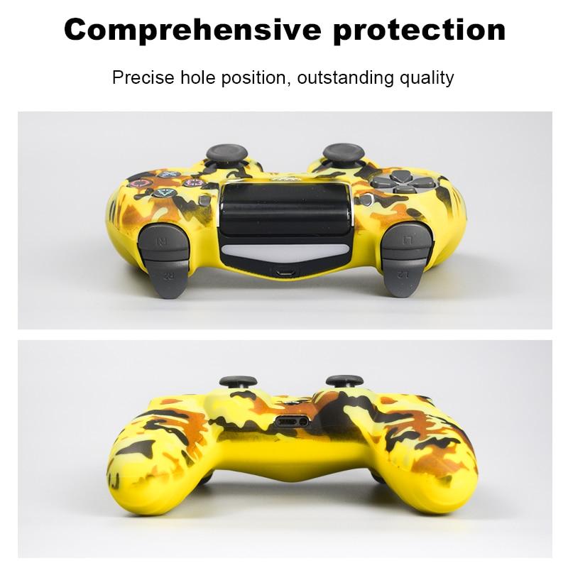 מבחר מגני סיליקון איכותיים לשלט PS4 2