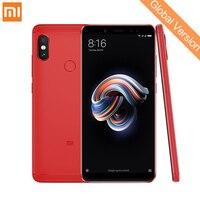 В наличии Глобальный Версия Xiaomi Redmi Note 5 3 ГБ 32 ГБ 5,99 полный Экран мобильный телефон с двумя камерами Snapdragon 636 Octa core B20 CE