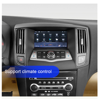 Quad core android 6.0 Car Dvd Player For NISSAN Teana J32 2008~2012 for nissan maxima A35 GPS Navigation Stereo BT AUX