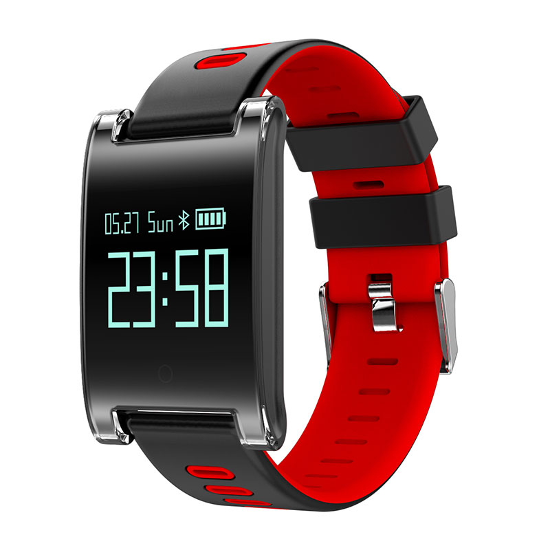 Smart Wristband Blood Pressure Heart Rate Monitor Bluetooth Fitness Bracelet Call Reminder Activity Tracker for Android iOS lerbyee fitness tracker m4 heart rate monitor waterproof smart bracelet bluetooth call reminder sport wristband for ios android