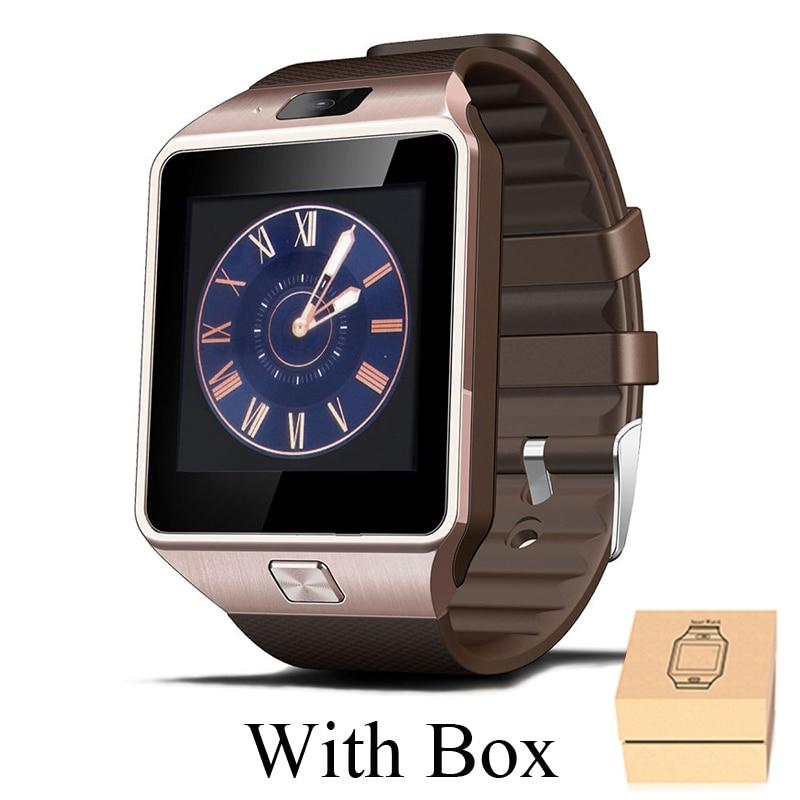 reloj Smartwatch 2018 intelligent Digital Watch Women Pedometer DZ09 Sport Smart Watch Men For font b