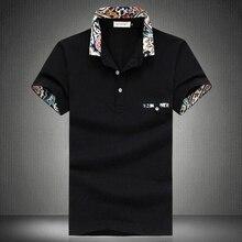 Casual Polo Camisa 5xl