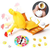 Screaming Eggs Laying Chiken Anti Stress Squeeze Toy Chicken and Eggs Squishy Novelty toy Autism Mood Squeeze Relief Oyuncak
