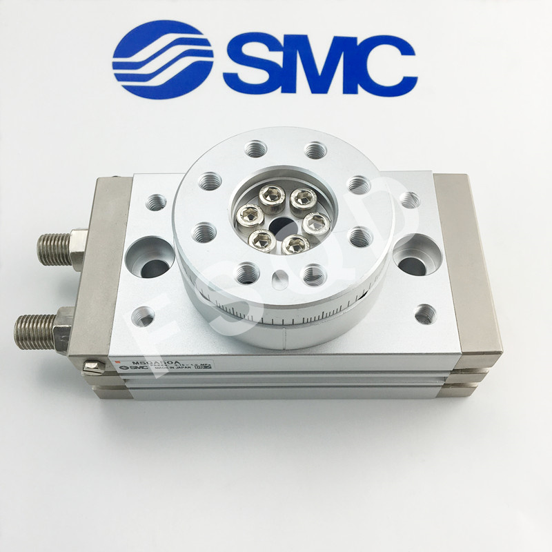 MSQA10A MSQA20A MSQA30A SMC rotary table rack pinion style cylinder MSQ Series