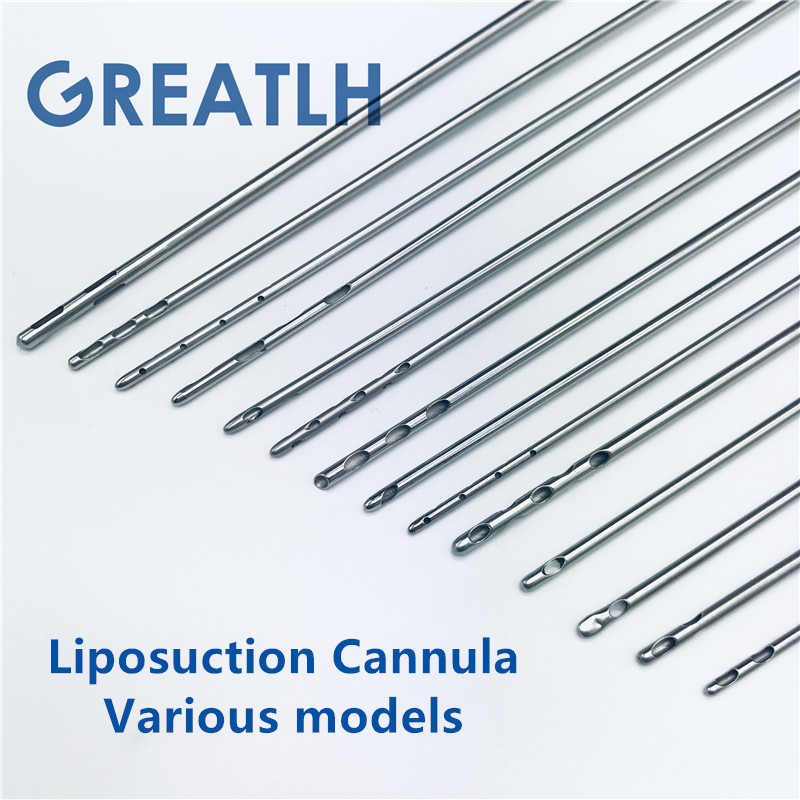 Hot Sale Multi-Type Hole Needles  For Liposuction Surgery For Liposuction Cannulas