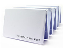 300Pcs/lot ID Thin Card Access Control System Card RFID Card 125KHz