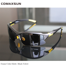 Professional Polarized Cycling Glasses Bike Bicycle Goggles Outdoor Spo