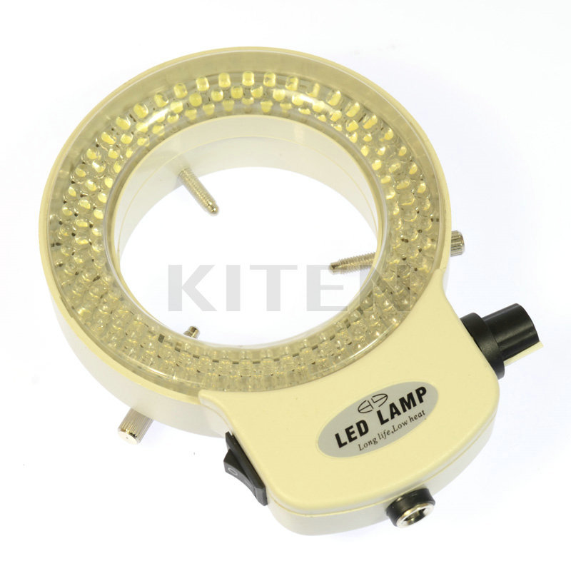 144 LED Ring Light illuminator Lamp For Industry Stereo font b Microscope b font font b