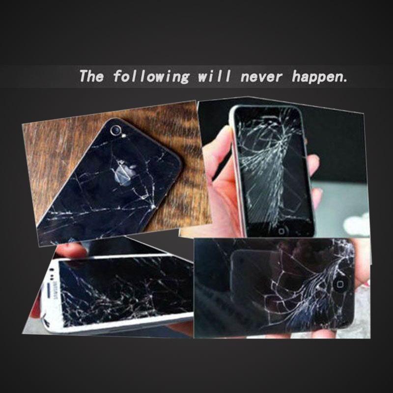 New Ledakan Bukti Premium Nyata Tempered Kaca Pelindung Film Screen - Aksesori dan suku cadang ponsel - Foto 2