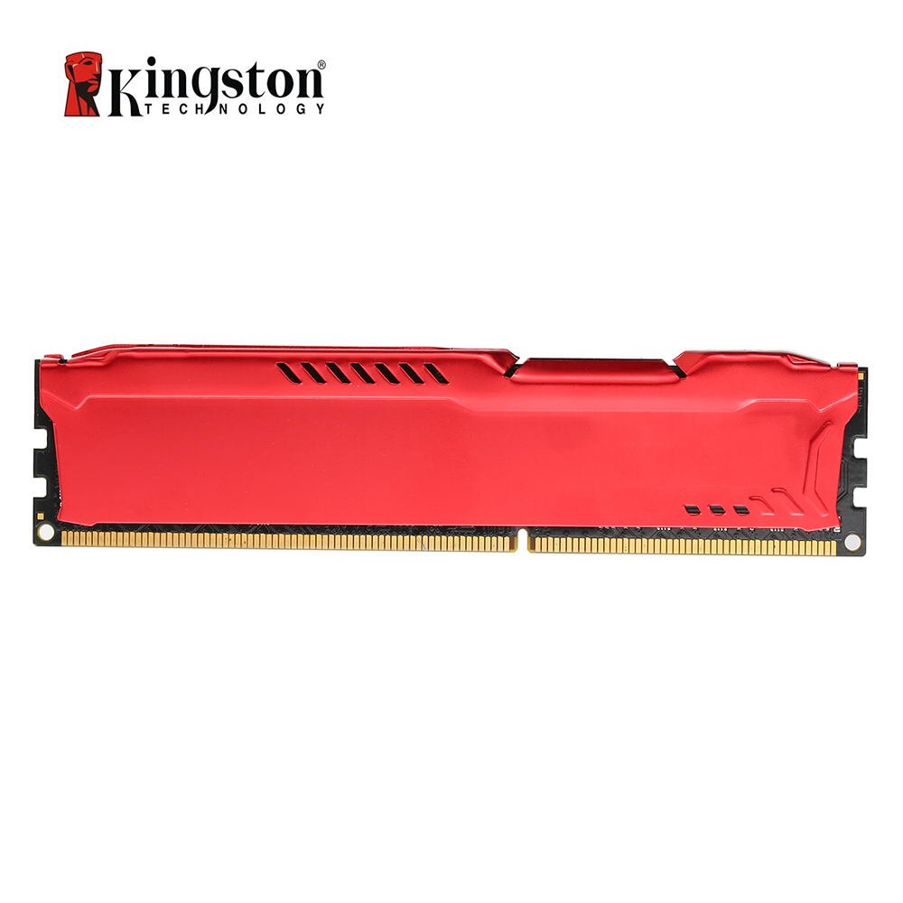Red HyperX 8GB 64-Bit