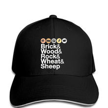 Brick&Wood&Rock&Wheat&Sheep hat