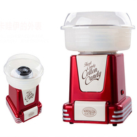 PCM 805 American dream household children cotton candy machine retro automatic electric cotton candy machine 1pc