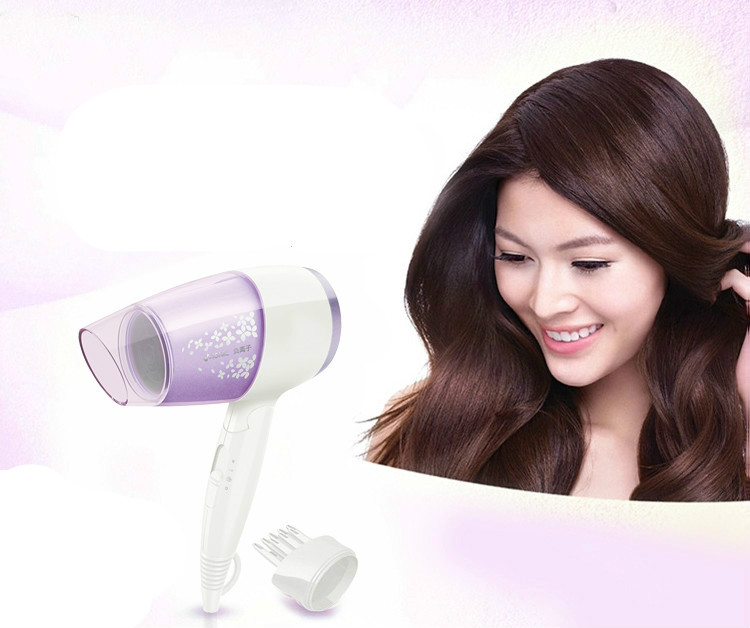 Hair Dryers electric can be folded with 1200w high power constant temperature negative ion products NEW|Hair Dryers| |  -