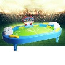 Бомбардир удваивает Таблица Футбол стол игрушка