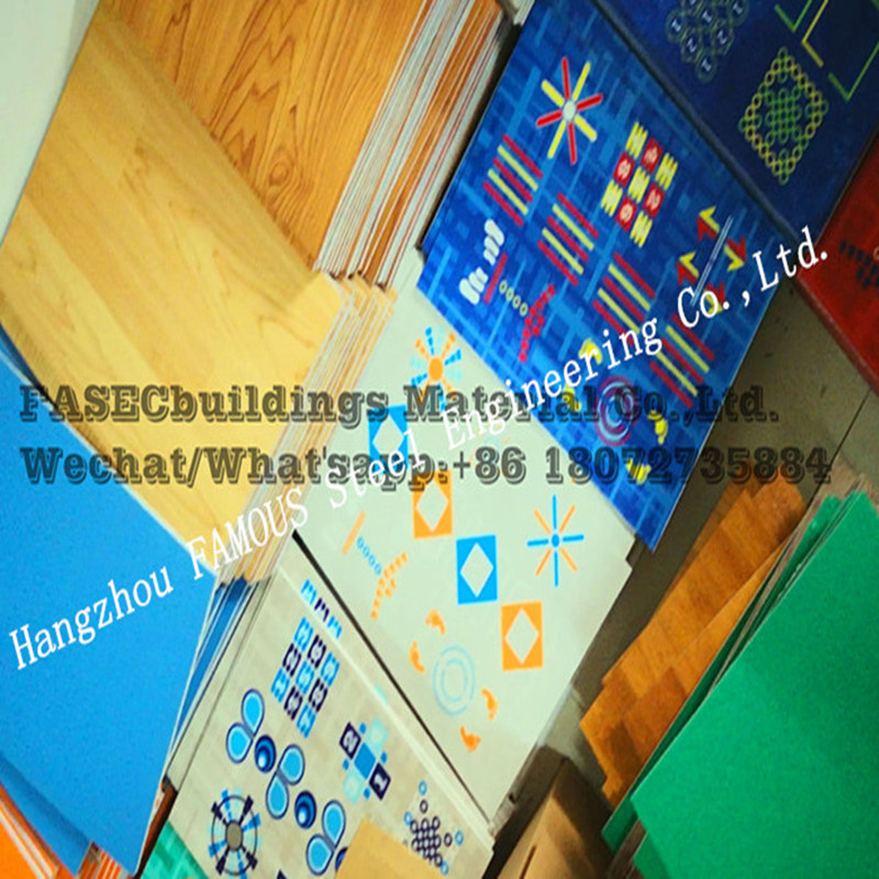 Digital Printing 3D Epoxy Resin Resilient Vinyl Flooring Roll For Home Decoration In House Use China Wholesale