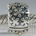Nova DIY de encantos de 100% Authentic 925 encantos de prata fit para Pandora pulseiras e colares