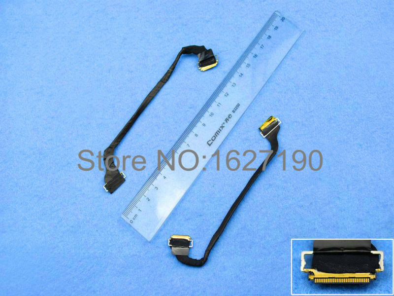 NEW Laptop LCD Cable For LCD Cable For APPLE Macbook pro 13 A1278 2009 years(Pulled,good condition) Notebook LCD LVDS CABLE