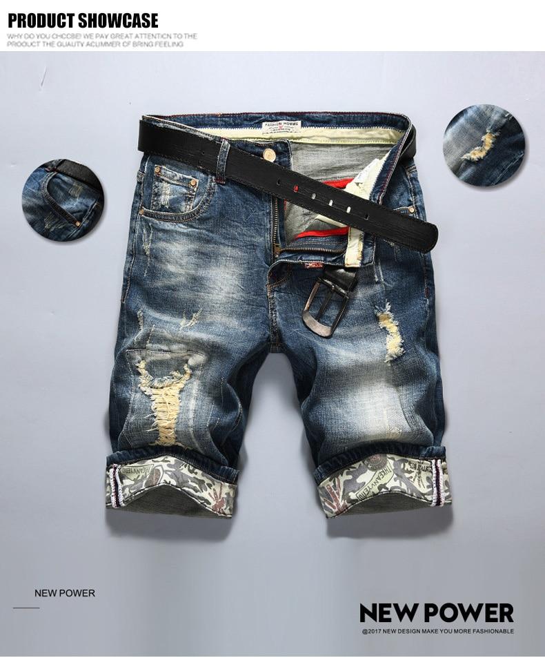 HTB1ftMDQVXXXXcJXpXXq6xXFXXXL - AIRGRACIAS New Fashion Mens Ripped Short Jeans Brand Clothing Bermuda Summer 98% Cotton Shorts Breathable Denim Shorts Male