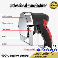 Middle East portable meat slicer special handheld electric meat cleaver Turkish barbecue slicer