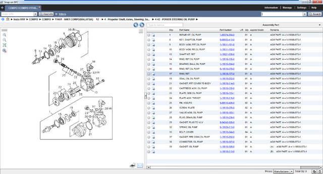 US $130 0  2015 ISUZU Worldwide EPC parts catalog (Catalogue) 02  2015+keygen(unlock)-in Software from Automobiles & Motorcycles on  Aliexpress com  