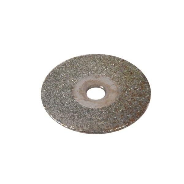 10 X Diamond Cutting Wheel Discs Blades + 2 Arbor Shaft For Rotary Tools 18mm