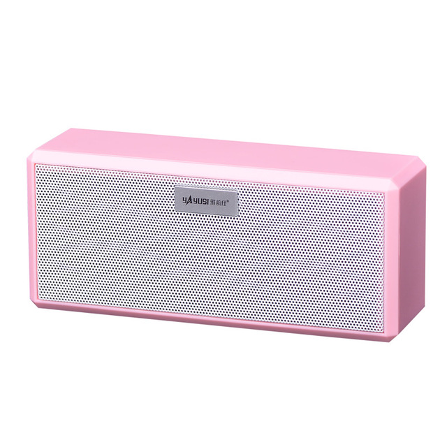 Remote Control Speaker Wireless & Wired Bluetooth Speaker Stereo ...