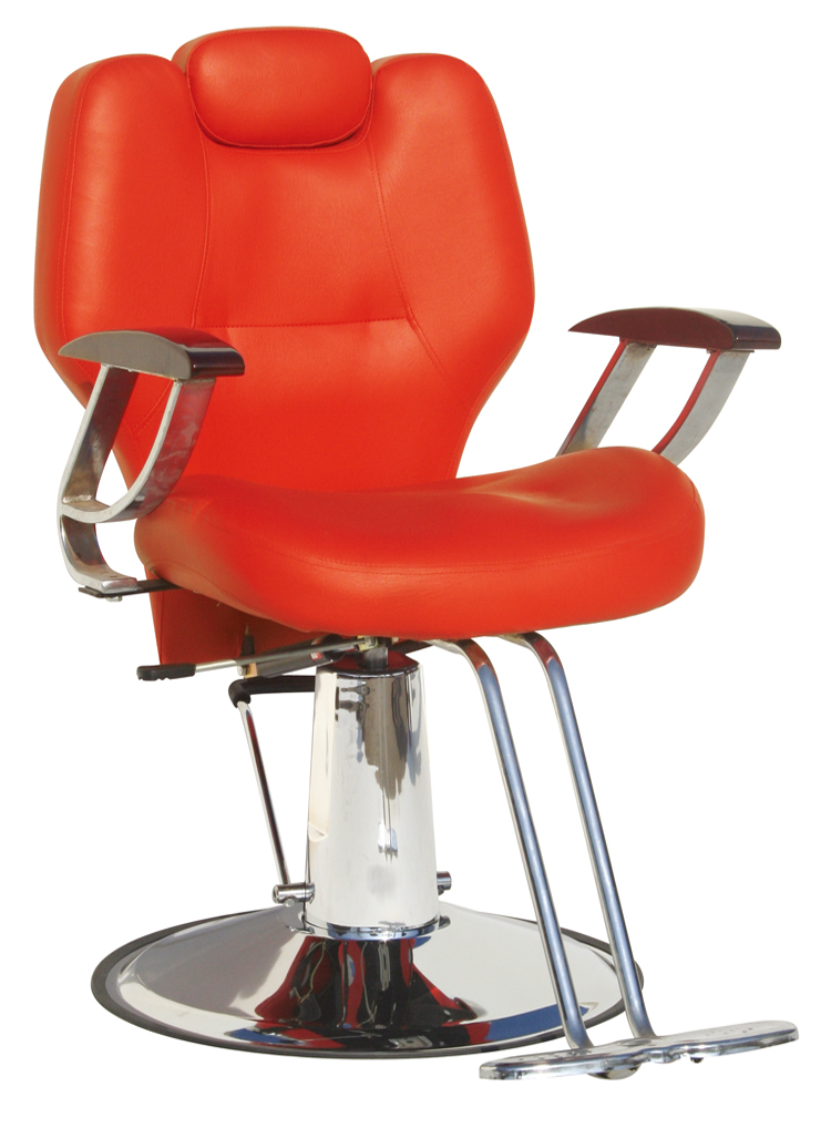 Barber chair can be put down to lift the hairdressing for Hairdressing chairs