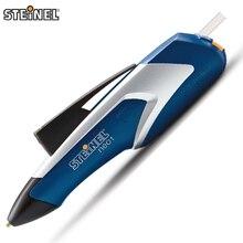 Alemania STEINEL marca Mini portátil inalámbrico recargable Hot Melt pegamento pistola trabajo hecho a mano herramientas de reparación de artesanías para los niños de la pluma de cola