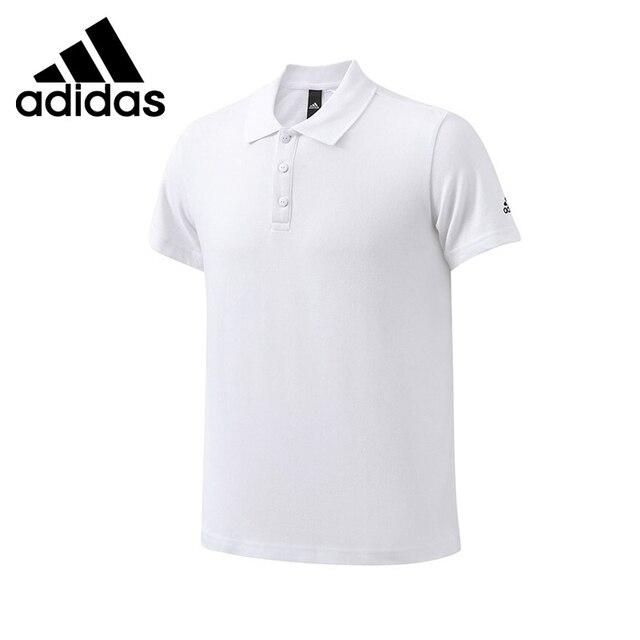 76b0764adf047 Original de la Nueva Llegada 2017 Adidas ESS BASE hombres camiseta POLO de  manga corta de