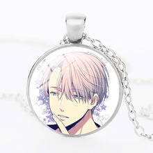 Yuri On Ice Handmade Necklace Pendant – BE2