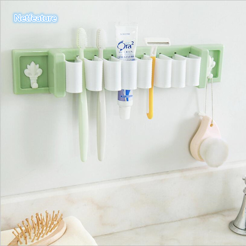 Multipurpose kitchenware organizer tool holder holder bathroom shelf cleaning tools category for Bathroom wall cleaning products